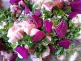 Pancarlı Ahtapot Salatası